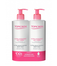 Duo Ultra-Hydratant Lait Corps 100% LYS