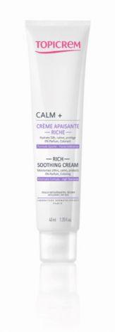 CALM+ Crème Apaisante Riche