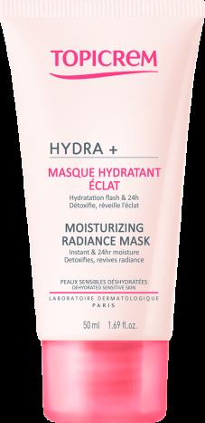 HYDRA+ Masque Hydratant Éclat